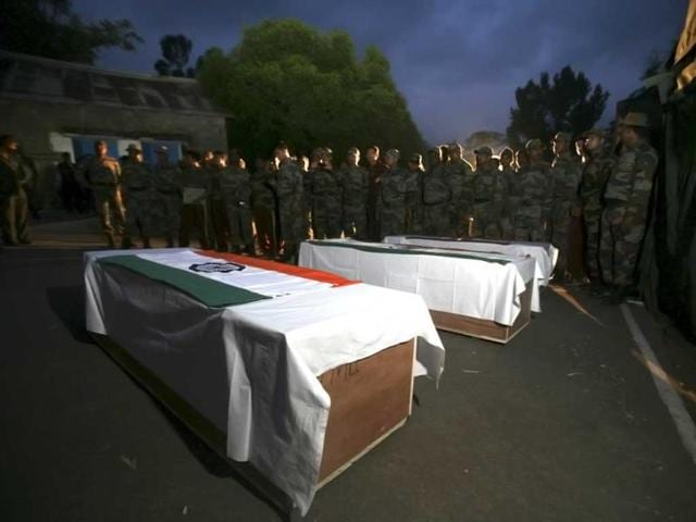 Poonch attack,martyr's wife,Indo-Pak