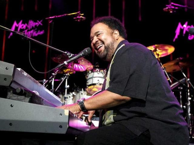 George Duke,Music,Grammy-winning jazz keyboardist