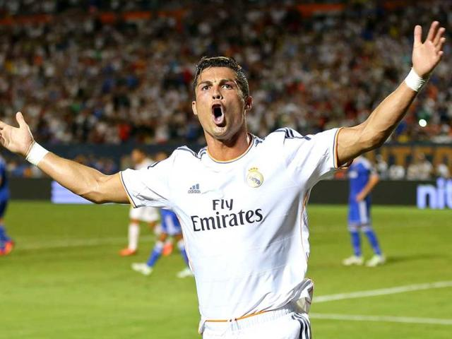 Ronaldo leads Real Madrid over Chelsea