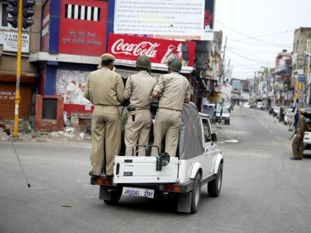 encounter in Kishtwar