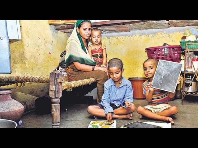 You read they learn,Surjeet,children education