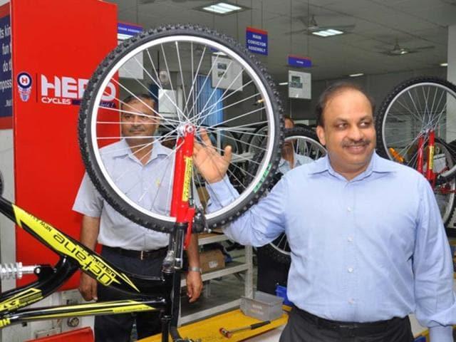 Hero Cycles opens aluminium cycle producing unit at Ghaziabad