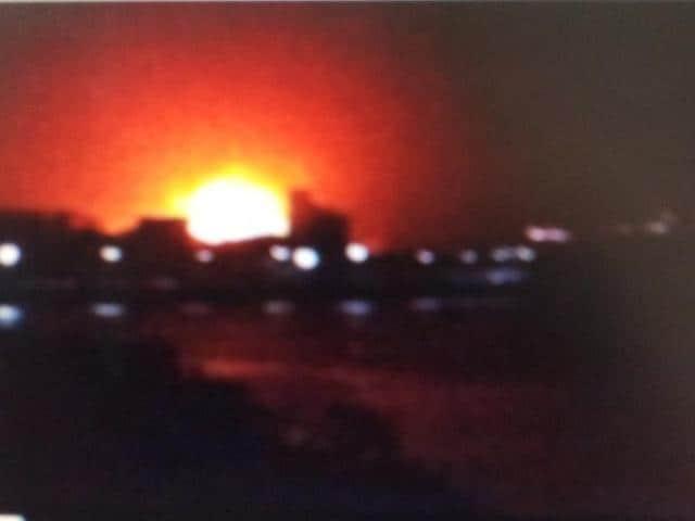 INS Sindhurakshak,explosion,Indian Navy