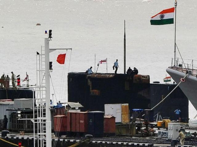 How could Sindhurakshak sink: Parl panel asks Navy | india