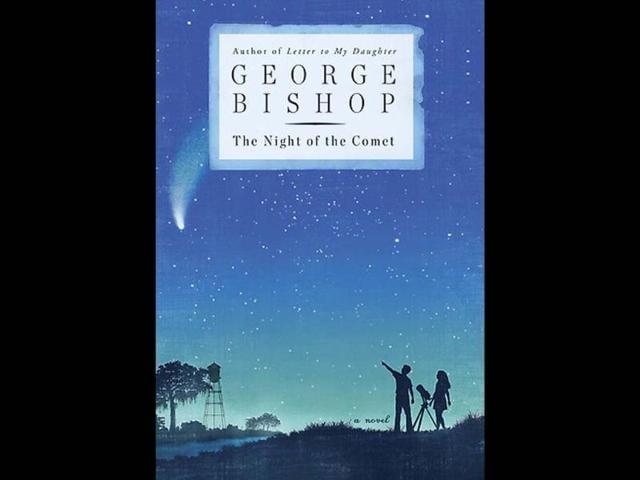 The Night of the Comet,comet Kohoutek,George Bishop