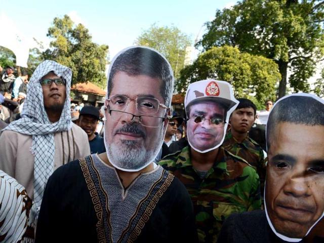 Egypt's High Election Commission,Egypt elections,Mohamed Morsi