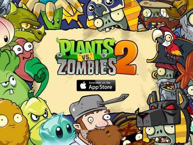 New Zealand,App,Plants vs Zombies 2