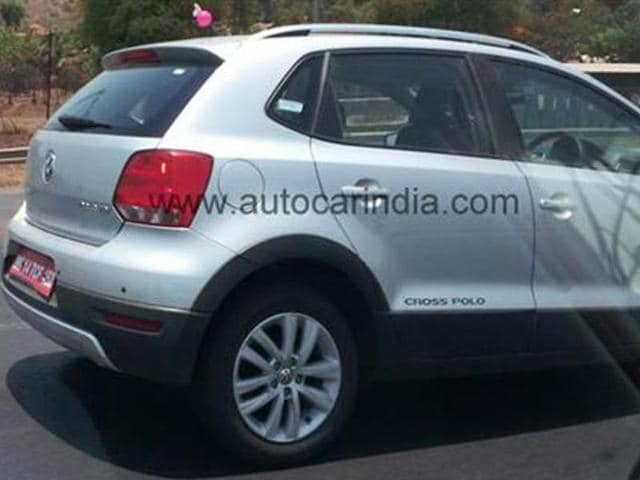 volkswagen new cross polo,new vw cross polo launch date,new vw cross polo price