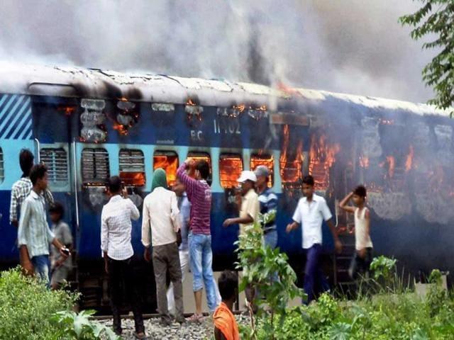 Indian Railways,bihar train tragedy,Dhamara Ghat station