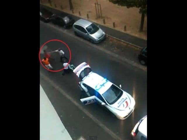 YouTube,police brutality,police violence