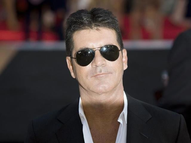 Simon Cowell,Lauren Silverman,Simon Cowell wedding