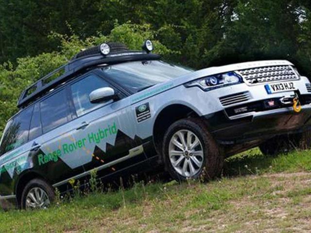 range rover hybrid,range rover sport hybrid,Range Rover hybrid lineup revealed