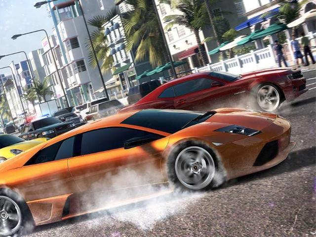 Gamescom,The Crew,Grand Theft Auto V