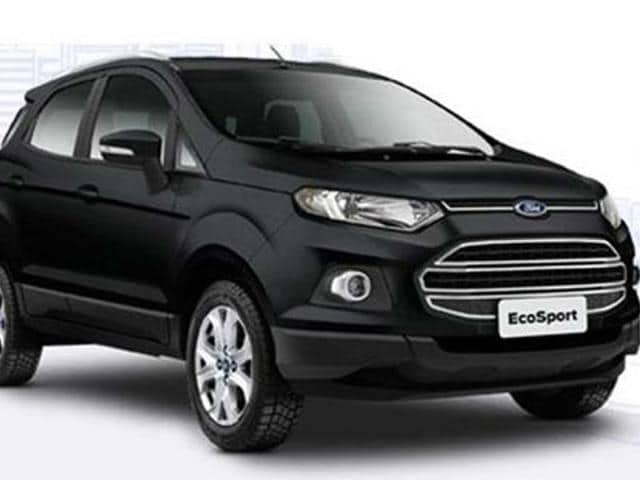 ford ecosport waiting period