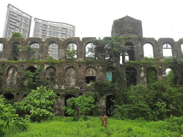 Shakti Mill compound,Mahalaxmi,mumbai gangrape
