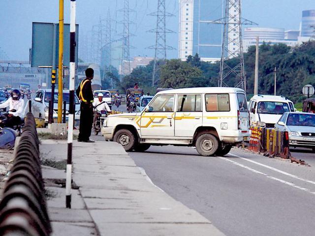 Gurgaon traffic problems,Ardee City,Gurgaon Citizens' Council
