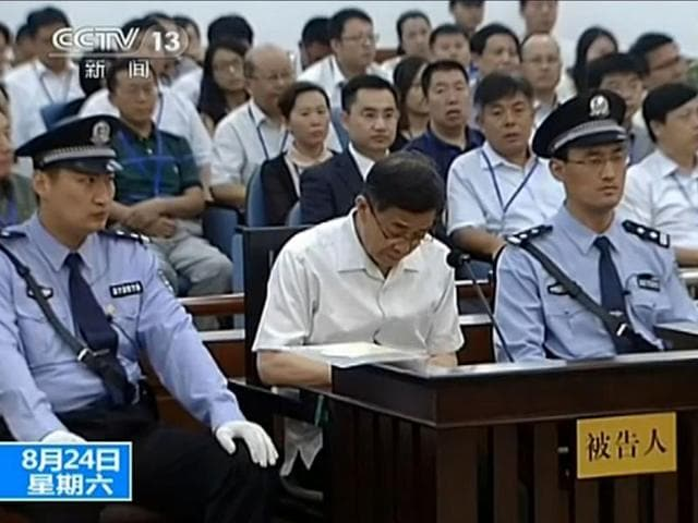 Bo Xilai,Bo Xilai trial,Chinese politicians