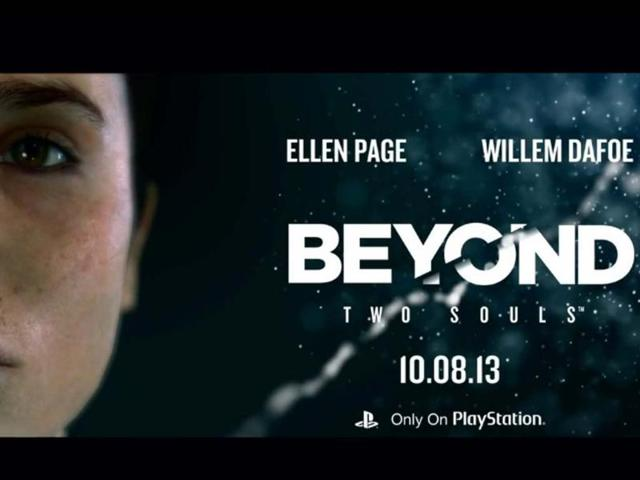 Beyond,Two Souls,PlayStation 3