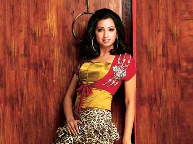 Personal Agenda: Shreya Ghoshal, Singer