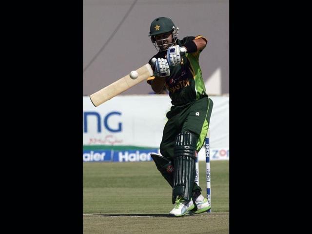 Ahmed Shehzad,Pakistan team,Zimbabwe team