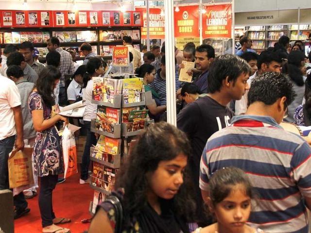 Delhi Book Fair,Amarnath Verma,National Book Trust