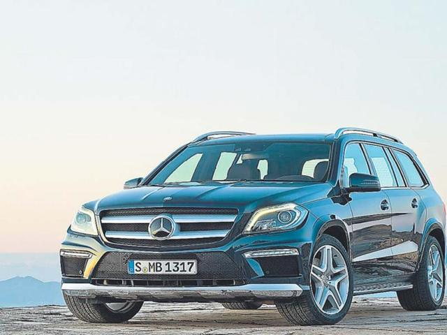 Mercedes-Benz,GL-Class,Mercedes-Benz India