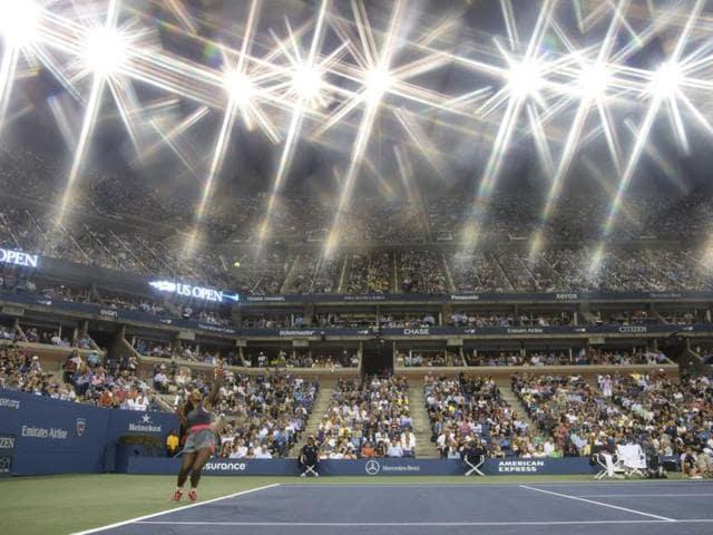Serena Williams,Carla Suarez Navarro,US Open