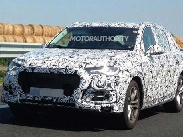New Audi Q Coming In Autos Hindustan Times - Audi car q7 price in india