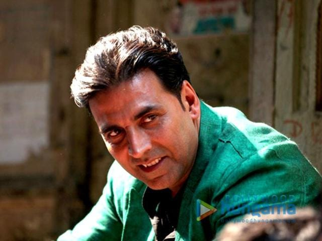 Akshay Kumar is all set to portray a kind hearted gangster, apparently known as Boss in the film.