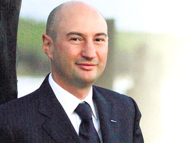 Ferruccio Rossi,Ferretti Group,yatch