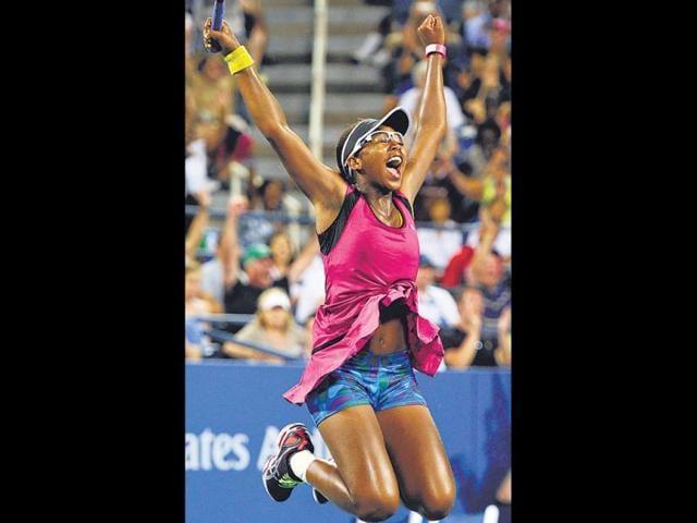 US Open,American girl,Grand Slam dream