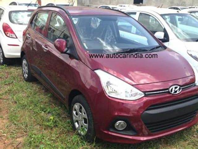 hyundai grand i10 price in india