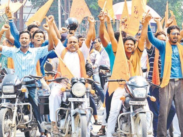 2014 general elections,VHP's Chaurasi Kos yatra,rape