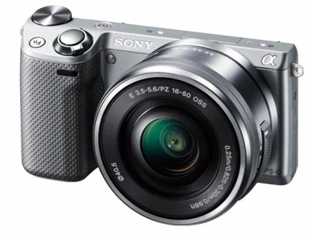 Sony,NEX-5T,NFC chip