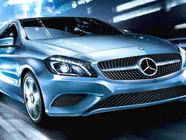 mercedes price hike in india