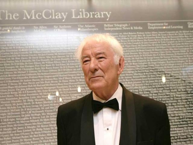 Seamus Heaney,Nobel Prize,Nobel Prize in Literature