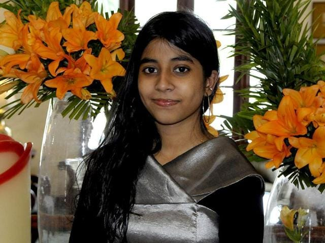 Sindhuja-Rajamaran-India-s-youngest-CEO-when-she-was-14-during-the-All-India-Managment-Association-in-Lucknow-HT-photo