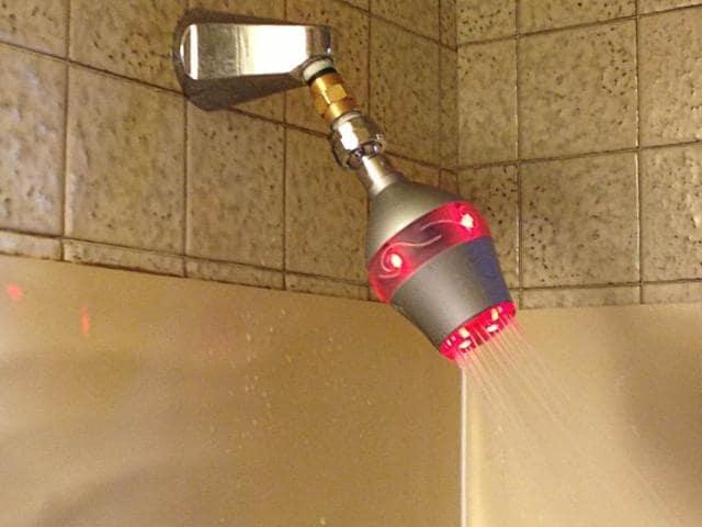 The-Uji-energy-saving-showerhead-Photo-AFP