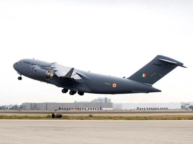 NAK Browne,US Air Force,Boeing C-17 Globemaster III