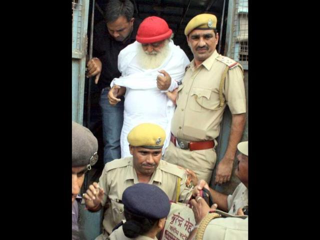 Asaram,Asaram arrested,Asaram questioned