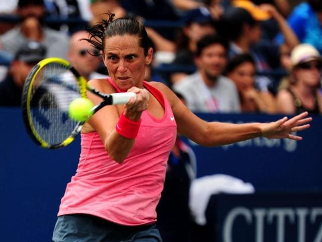 Roberta Vinci,Camila Giorgi,US Open
