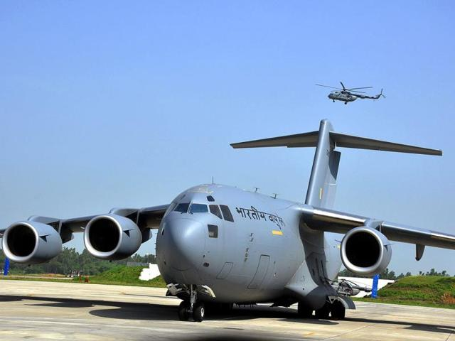 IAF airlifts pregnant woman, another patient