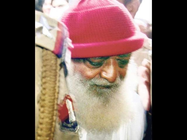 Asaram is no saint, he's just a mere discourser: MP minister