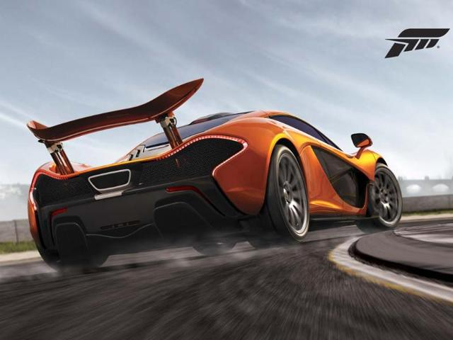The-McLaren-P1-is-Forza-Motorsport-5-s-cover-star-Photo-AFP