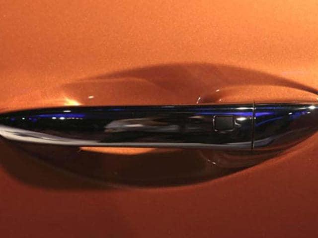 New Hyundai Grand i10 photo gallery