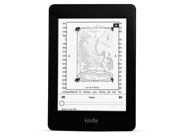 Kindle Paperwhite,Amazon,Jeff Bezos