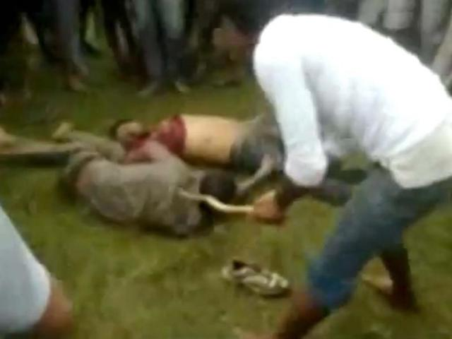Family of two AJSU leaders lynched to death submit CD showing killings