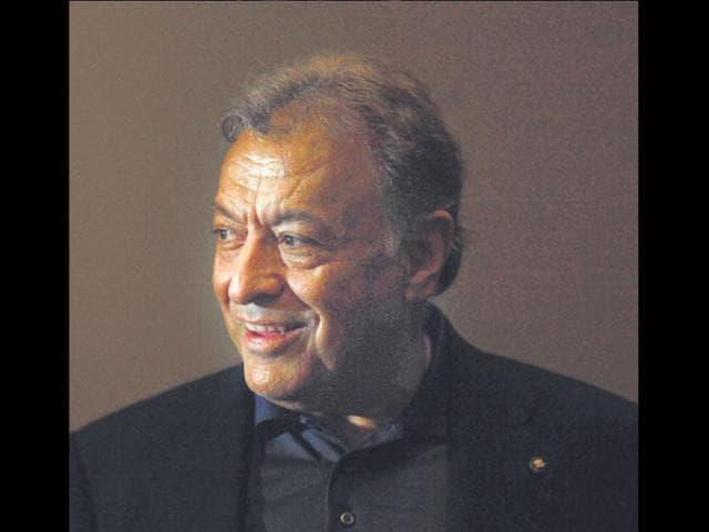 Zubin Mehta,Zubin Mehta's Srinagar concert,Shalimar Bagh