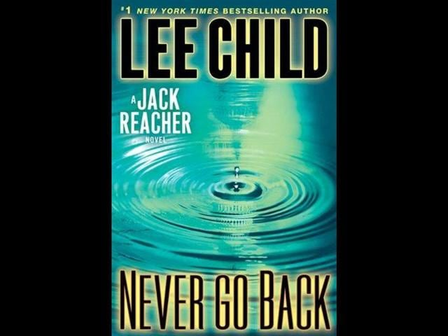 Never Go Back,Lee Child,Jack Reacher