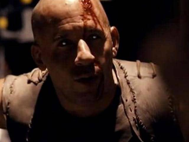 Riddick,The Butler,box office report riddick